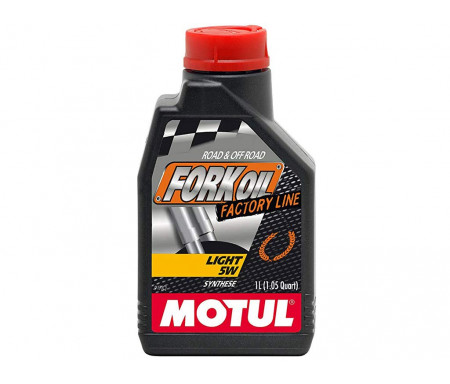 Olio forcelle Motul 1L 5W