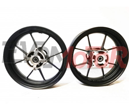 Set cerchi VMC LIGHT 4F NERI 2.50/3.00-12""