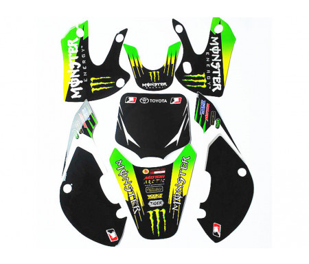 Kit grafiche KLX Monster