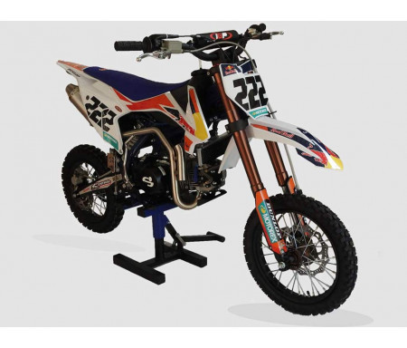 Pit bike Cross 125 KF2 Cairoli Graphics