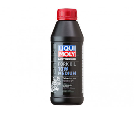 Olio forcelle LIQUI MOLY 0.5L 10W