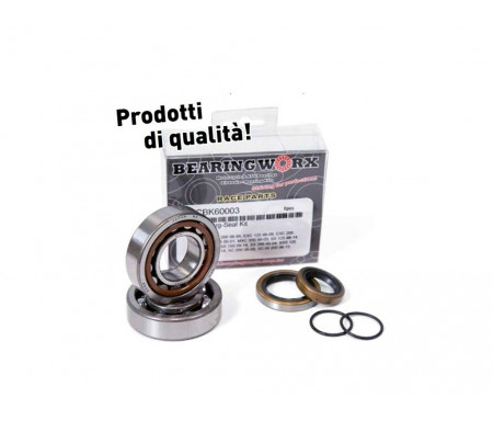 Ki revisione cuscinetti forcellone CRF 150