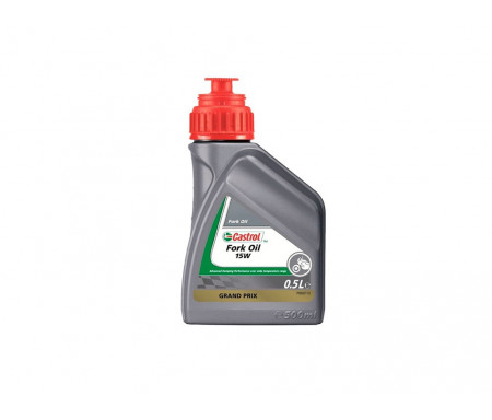 Olio forcelle Castrol Fork Oil 0.5L 15W