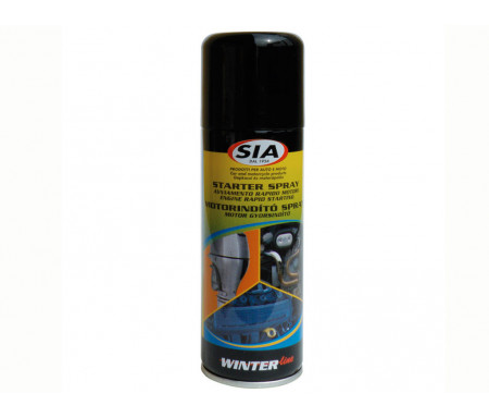 Spray avviamento motori
