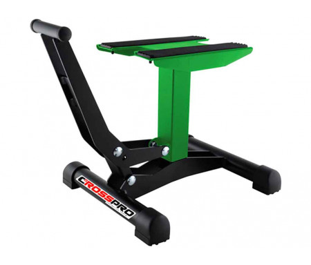 Cavalletto CrossPro a leva Verde