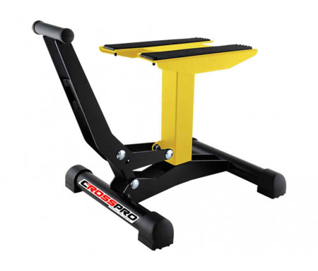 Cavalletto CrossPro a leva Giallo