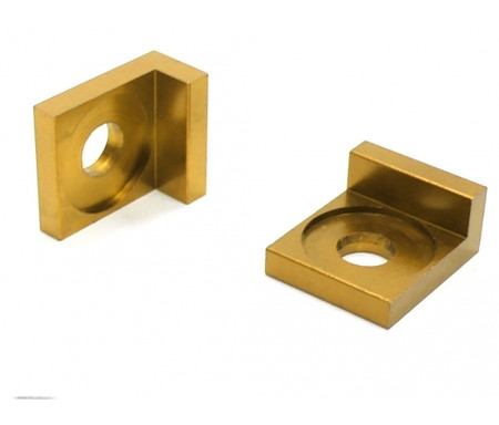 Set tendicatena forcellone 36x31 Ø 15 Oro