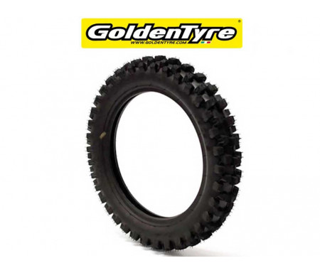 Gomma Golden Tyre Posteriore GT232 80/100-12