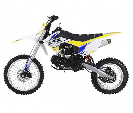 Pit bike 125 PFX GIALLA 17/14 Cross