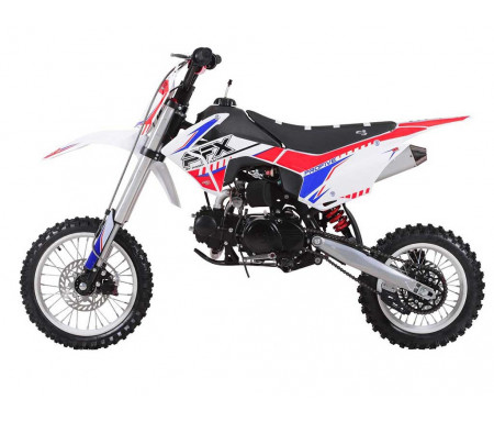 Pit bike 125 PFX ROSSA 14/12 Cross