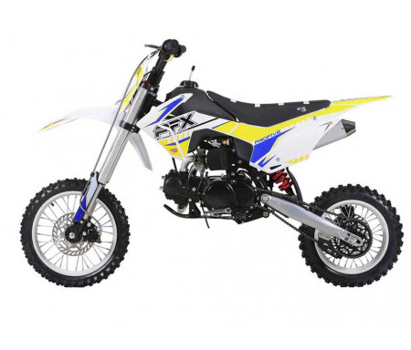 Pit bike 125 PFX GIALLA 14/12 Cross