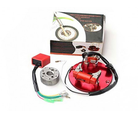 Kit accensione racing alleggerita pitbike