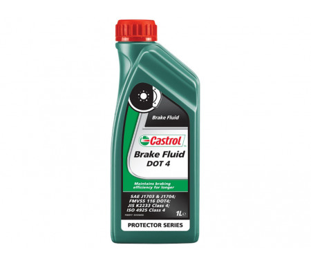 Olio Freni Castrol Brake fluid DOT 4
