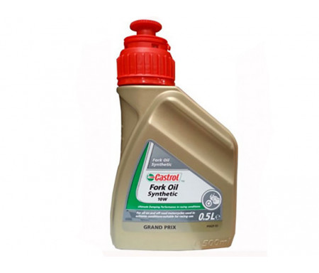 Olio forcelle Castrol Sintetico 0.5L 10W
