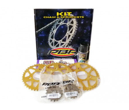 Kit PBR Race 3 fori