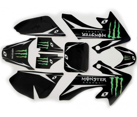 Kit grafiche CRF50 Monster